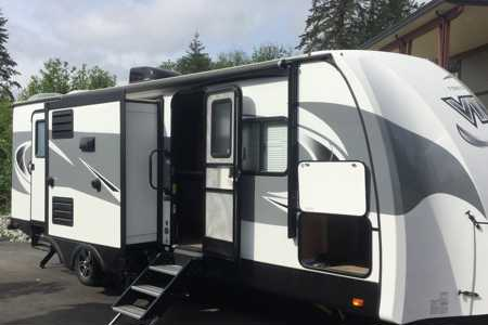 George the travel trailer