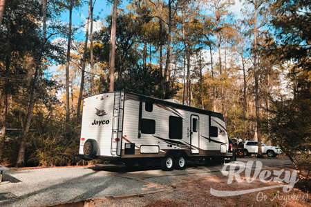 Carlos's & Angela's Jayco JayFlight SLX 265BH Travel Trailer