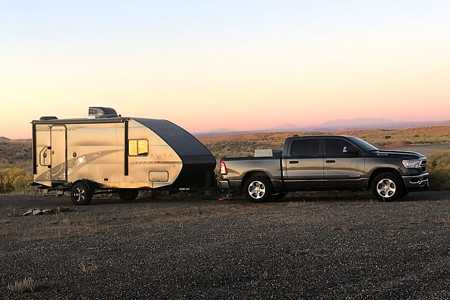 Fafalios Family RV Rental,  Travel Lite Aura 22rk  Travel Trailer