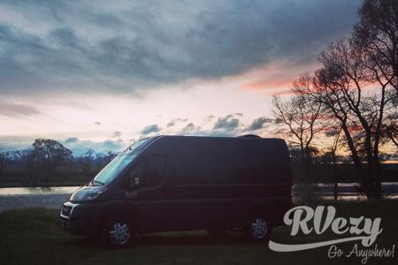 Ram Promaster 1500 Campervan UL Miles Free Delivery and Cleaning