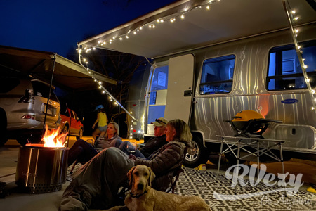 """Airstream """"Sterling Quest"""" 22FB... Fully Equipped!"""