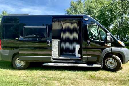 Promaster Ram Van 2018 Classe B