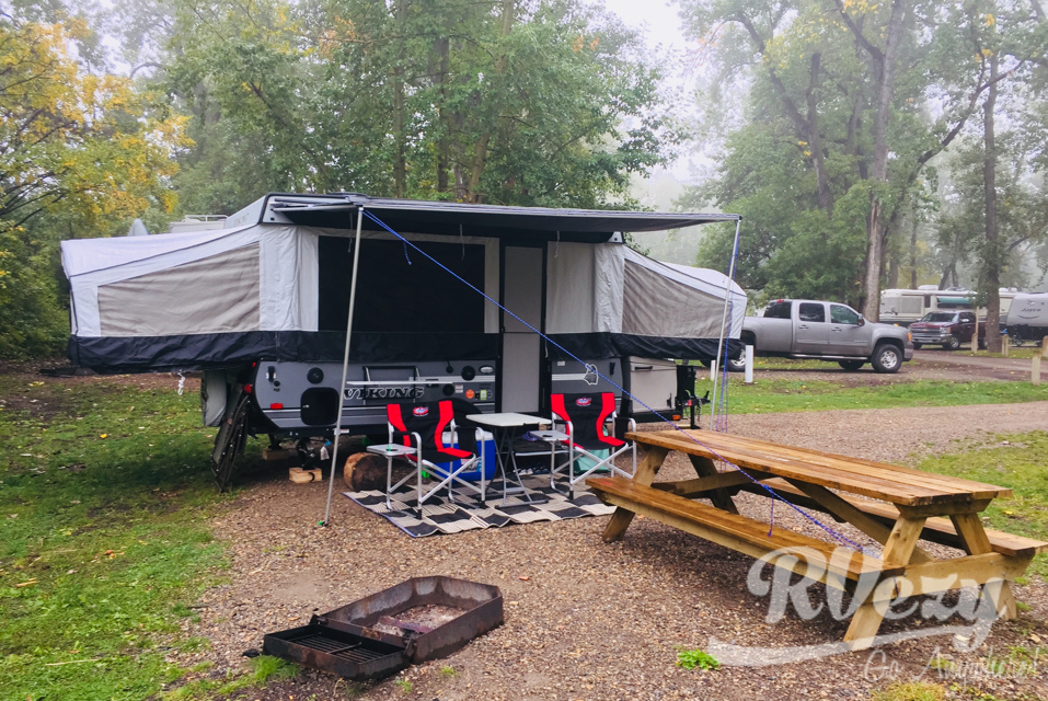 Viking 2485 SST Tent Trailer | RVezy